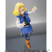13cm Dragon Ball Z Android 18 Lazuli Movable Anime Action Figure PVC New Collection figures toys Collection for friend gift