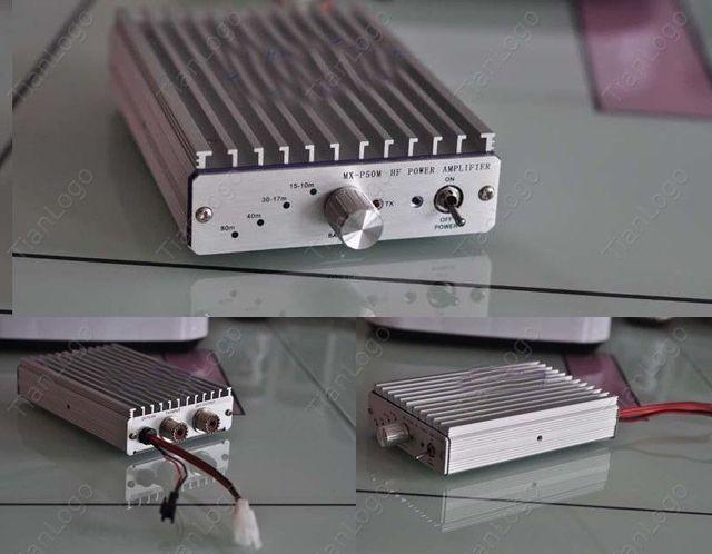 45W Hf Eindversterker Voor Yaseu Ft 817 Icom IC 703 Elecraft KX3 Qrp Ham Radio