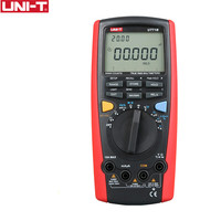 UNI T UT71B professional Цифровой мультиметр alicate amperimetro ac/dc ампер измеритель емкости Авто Диапазон Цифровой мультиметр