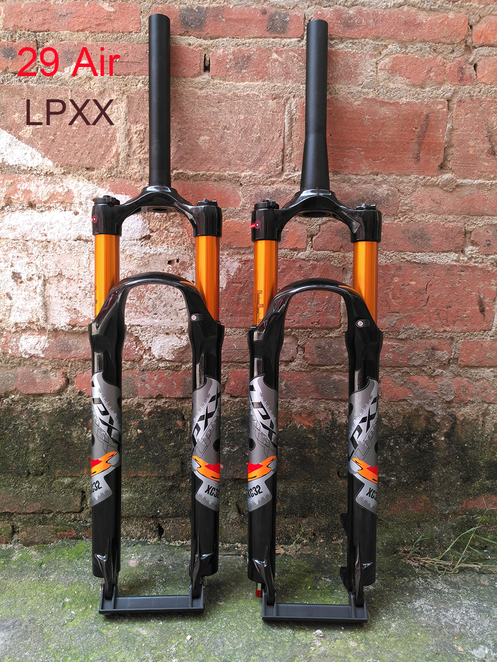 D'origine 29er 32mm XC32 LUTU rebond réglable alliage air suspension vtt vélo fourche avant