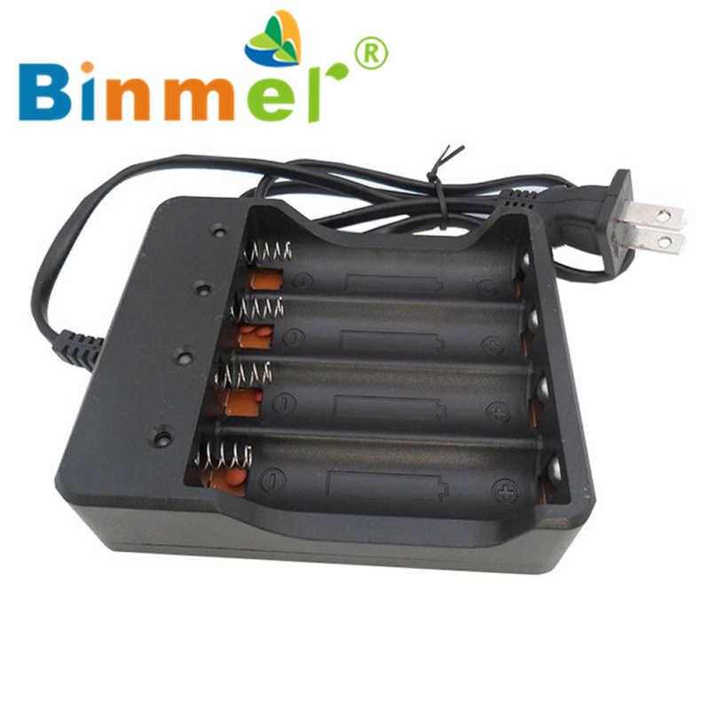 Nueva protección del circuito del cargador de batería para 4X 18650 batería recargable de iones de litio 17Otc27
