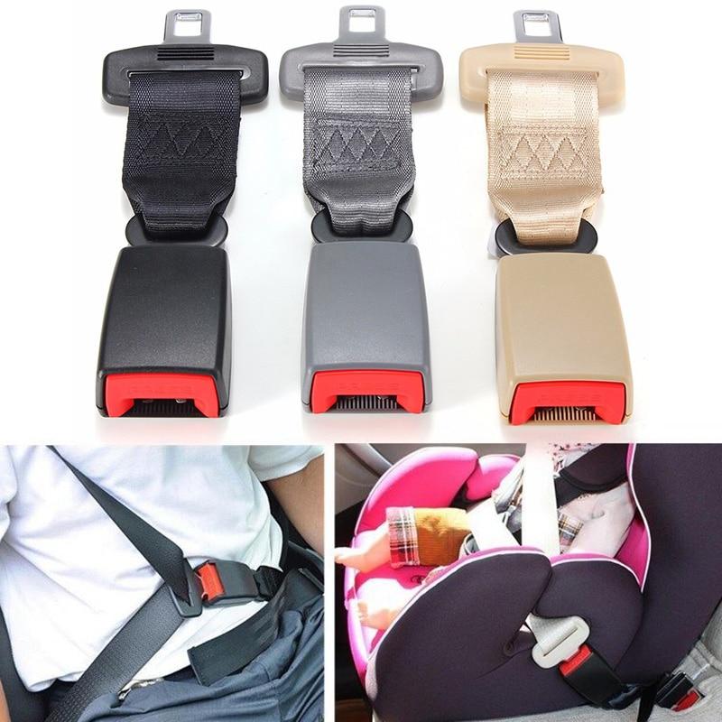 9/'/' Universal Car Auto Seat Seatbelt Safety Belt Extender Extension-Buckle ~