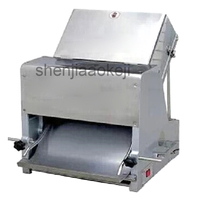 220V 120W 1pc TR350 Stainless Steel Big Capacity Commercial Bread Slicer Cutting Bread machine Bakery equipment bread cutter