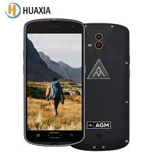 AGM X1 5.5 inch IP68 Waterproof Qualcomm MSM8952 Octa Core 4GB RAM 64GB ROM 13MP Android 5.1 NFC 5400mAh Fingerprint Smartphone