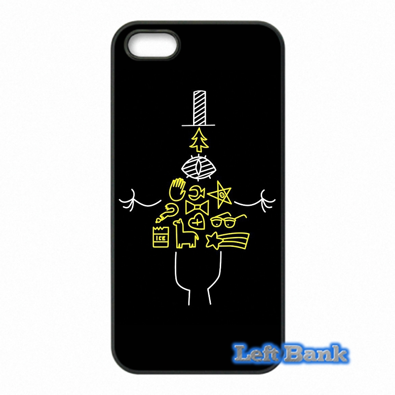 For Samsung Galaxy Grand prime E5 E7 Alpha Core prime ACE 2 3 4 4G Gravity Falls Bill Cipher Characters Case Cover