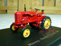 UH 1 43 Massey Harris Pony 820 1957 6020 Alloy Model Tractor Rare Collection Model