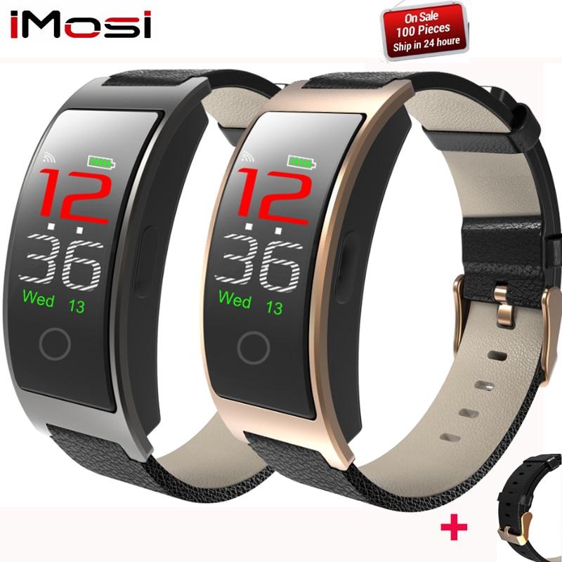 CK11C Smart Band Blutdruck Pulsmesser Armbanduhr Intelligente Armband - Intelligente Elektronik