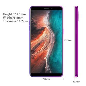 Image 3 - Ulefone P6000 Plus 4G LTE Cellphone Android 9.0 6350mAh Smartphone 6.0 inch Face ID Dual Camera Quad Core 3GB 32GB Mobile Phone