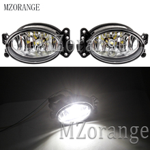 Fog Light Assembly Front Fog Light Lamp For Mercedes Benz W204 C230 C300 C350 W211 E320 E350 W164 LH/RH A1698201556/1698201656 1pcs fog light lamp right fog lamp for mercedes benz w211 e class 2003 2006
