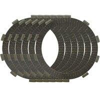 Clutch Plates For CR125R MTX200RW NX250 AX 1 TRX250X XR250 XR250L XR250R SH300i A R AR