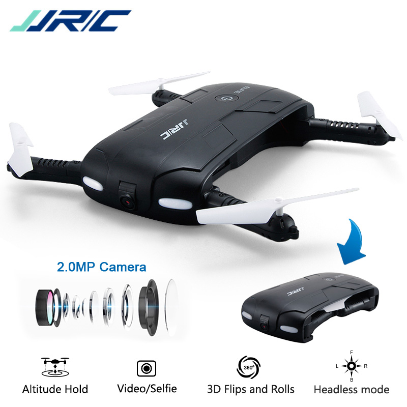 JJR/C JJRC H37 Elfie Selfie Pocket RC Drones WIFI FPV HD Camera Foldable Arm APP Control Quadcopter Toys for Children Gift 2017 new jjrc h37 mini selfie rc drones with hd camera elfie pocket gyro quadcopter wifi phone control fpv helicopter toys gift