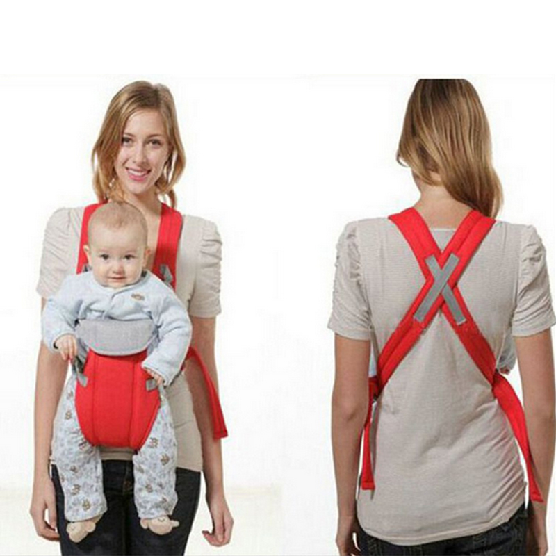Bright New Hot 6 Color Baby Belt Front Carrier Backpack Sling Newborn Multifunctional High Quality For Baby Suitable For < 3 Years Driving A Roaring Trade Backpacks & Carriers Mother & Kids