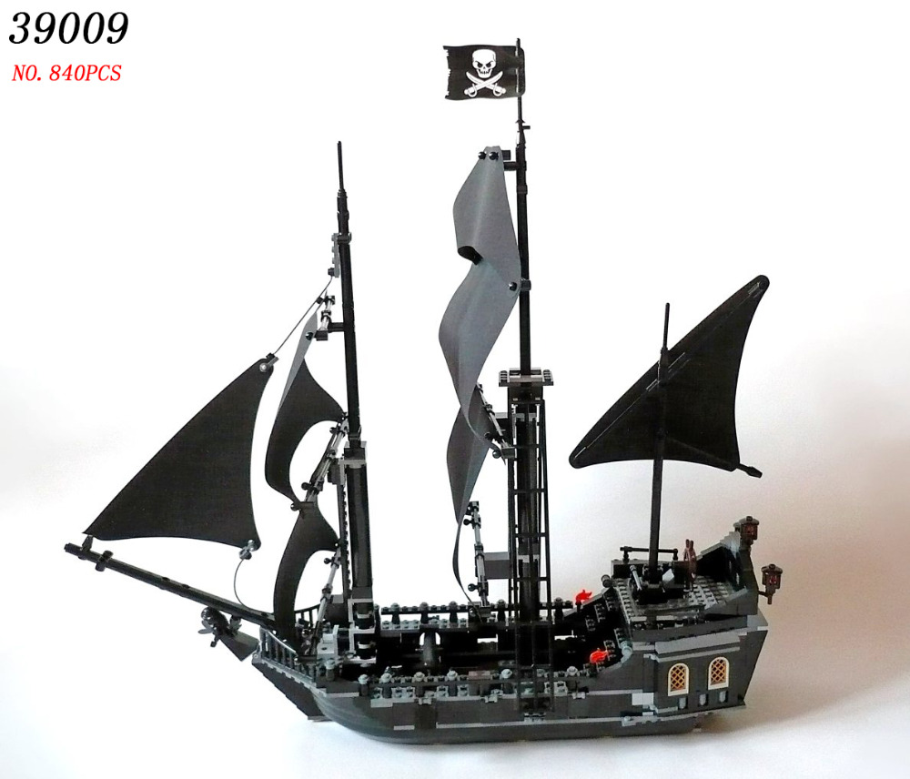 New 39009 Pirates series The Black Pearl model Building Blocks Compatible 4184 Classic Caribbean Pirates ship Toys for children fashion wired mechanical keyboard 104 keys rgb gaming keyboard led back light anti ghosting for teclado gamer