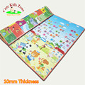 Double-Site 10mm Thickness Baby Play Mat  Child Carpet Child Beach Mat Picnic Carpet Baby Crawling Mat CM-1209