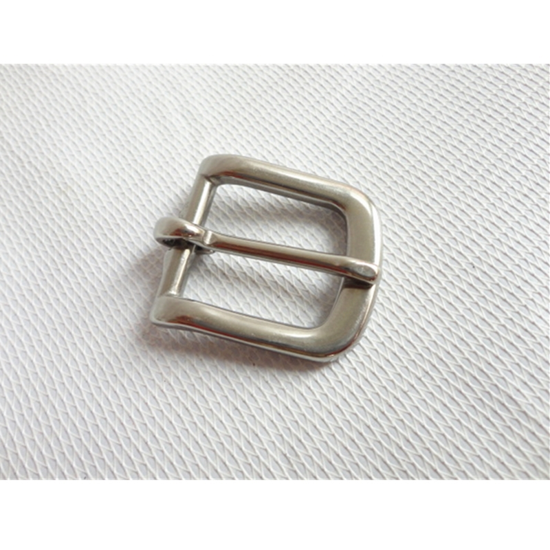 50Pieces/Lot Stainless Steel Pin Buckle Inside Width 20mm W020