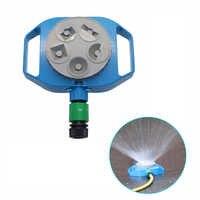 5-Function Sprinkler adjustable Spray Nozzle high pressure misting nozzles Plants Watering Gardening Supplies garden sprayer