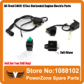 50cc To 140cc Ignition Coil + CDI UNIT + Full-Wave  Rectifier Regulator + Solenoid Relay  Pit Bike Dirt Bike Quad ATV Buggy