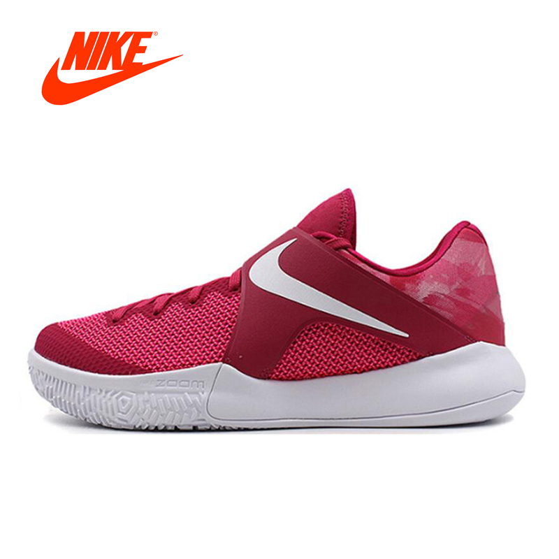 Original New Arrival Official NIKE Zoom Live Men's Basketball Shoes Shoes Sneakers Breathable Non-slip sport shoes недорго, оригинальная цена