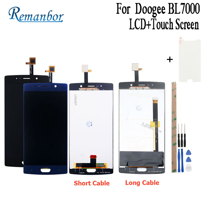 Remanbor For Doogee BL7000 LCD Display And Touch Screen 5 5