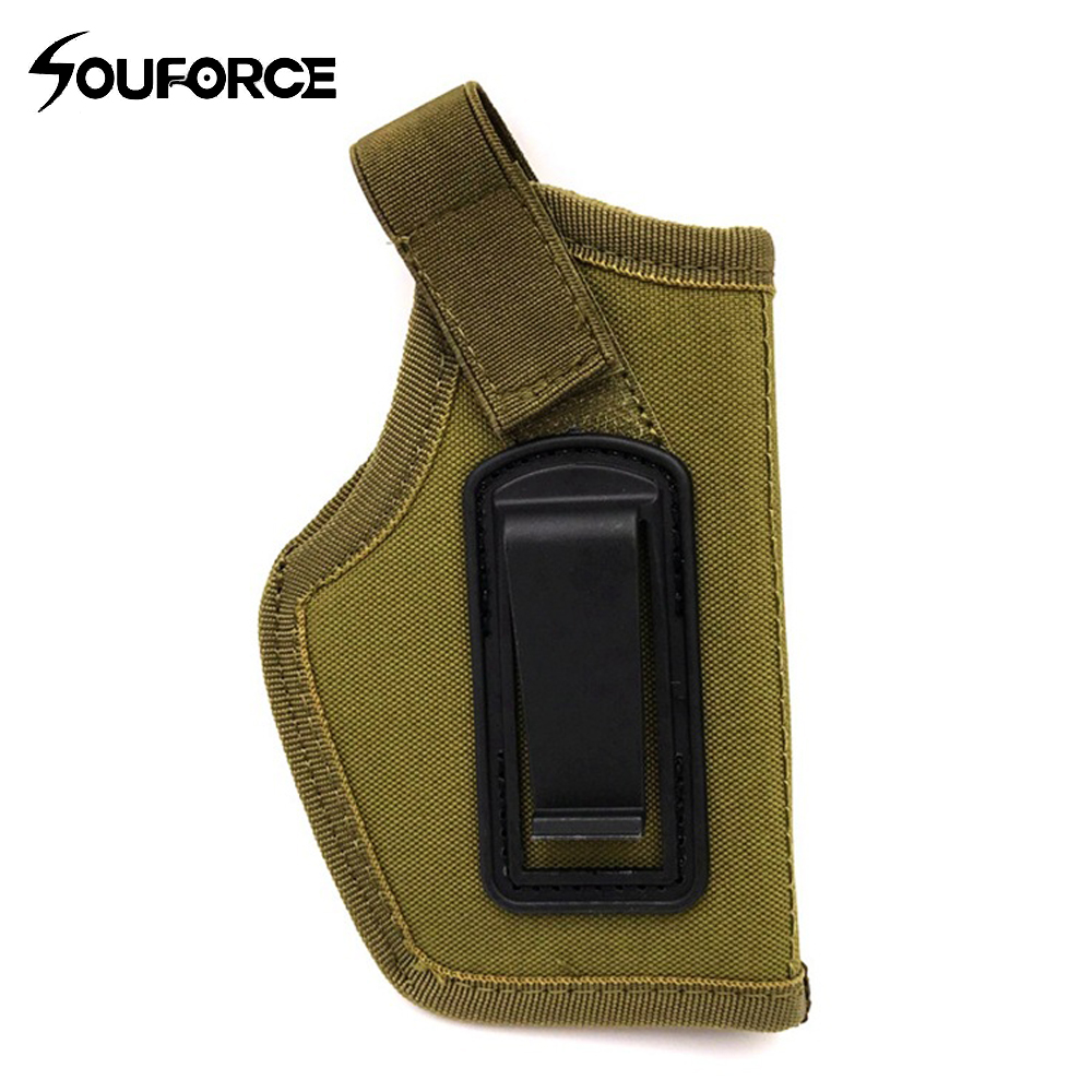 5 Color Outdoor Tactical Equipment IWB Stealth Holster CS Field for Hunting Shooting