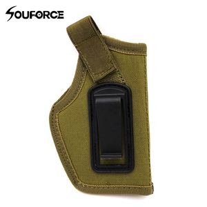 Image 1 - 5 Color Outdoor Tactical Equipment IWB Stealth Tactical Holster CS Field Stealth Tactical Holster for Hunting Shooting