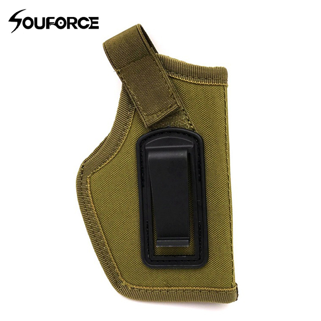 5 Color Outdoor Tactical Equipment IWB Stealth Tactical Holster CS Field Stealth Tactical Holster for Hunting Shooting