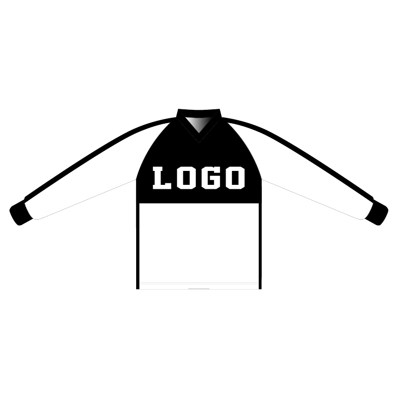 2018 automne personnalisé descente Jersey Motocross à manches longues Moto Jersey vtt cyclisme vêtements DH Motocross course descente jersey