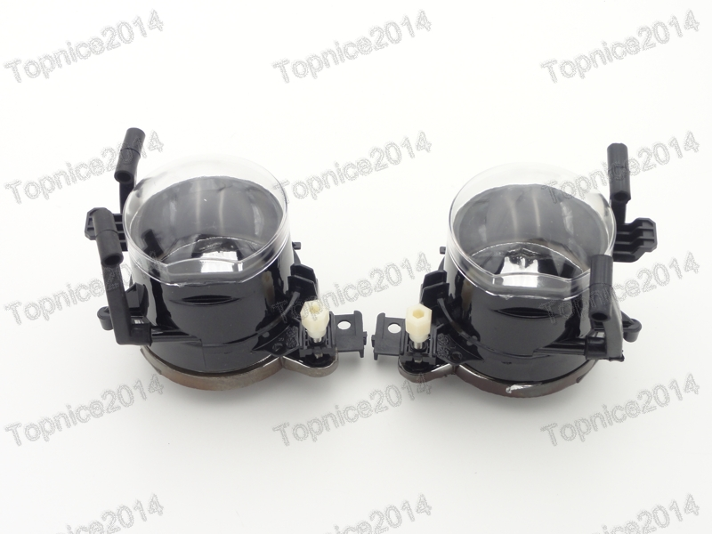 1Pair Left & Right Front Bumper Fog Lights Fog Lamps For BMW 7-Series E66 2005-2008 стоимость
