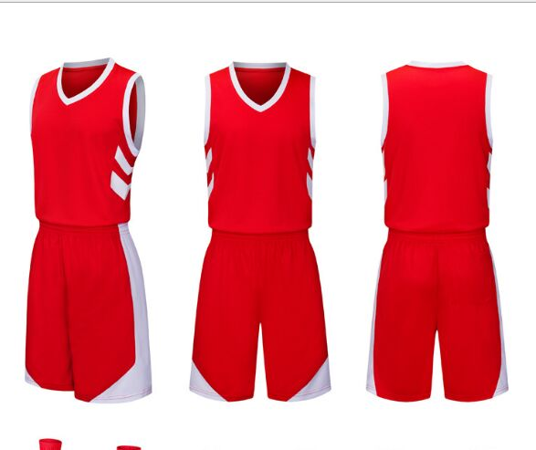 Youth Cheap College Basketball Jerseys 2018Men Boys Breathable Custom Basketball Uniforms Shirts Shorts Set 8 Colour Big Size