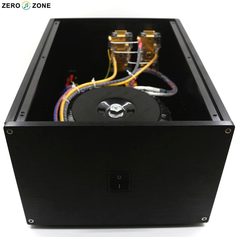 PT-1000 anneau équilibré isolé alimentation 1000 W HIFI son puissance processeur démarrage en douceur