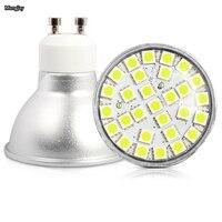 spot lamp LED Bulb Led GU10 3000K 6500K Warm White Cold white 5.5W bulb replace 50w Halogen lamp energy saving lamp