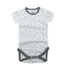 Baby Bodysuit Newborn Babies Boys Girls Body Random 1 Pack 6 9 12 18 24 Months Infant Short Sleeve Bodysuits