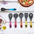 10 шт. Кухня набор посуды Пособия по кухонные принадлежности кулинарии набор инструментов силиконовые антипригарное жаропрочных Пособия по...