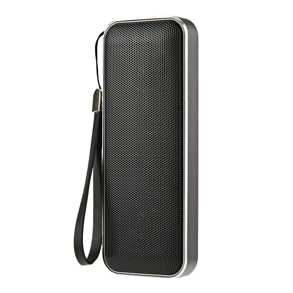AEC BT-202 Portable Bluetooth Speaker Mini Wireless Speaker Noise Cancelling Loudspeaker Built-in Microphone Support TF Card USB