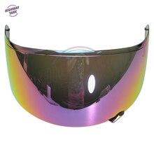 1 PCS Iridium Motorcycle Helmet Visor Lens Full Face Shield Case for SHOEI CW1 CW-1 X-12 XR-1100 Qwest X-Spirit 2 X12 Visor Mask