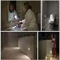New baby room Weatherproof light Sensor Wall LED Night Light lamp battery powered bedside led 12v light night toilet light