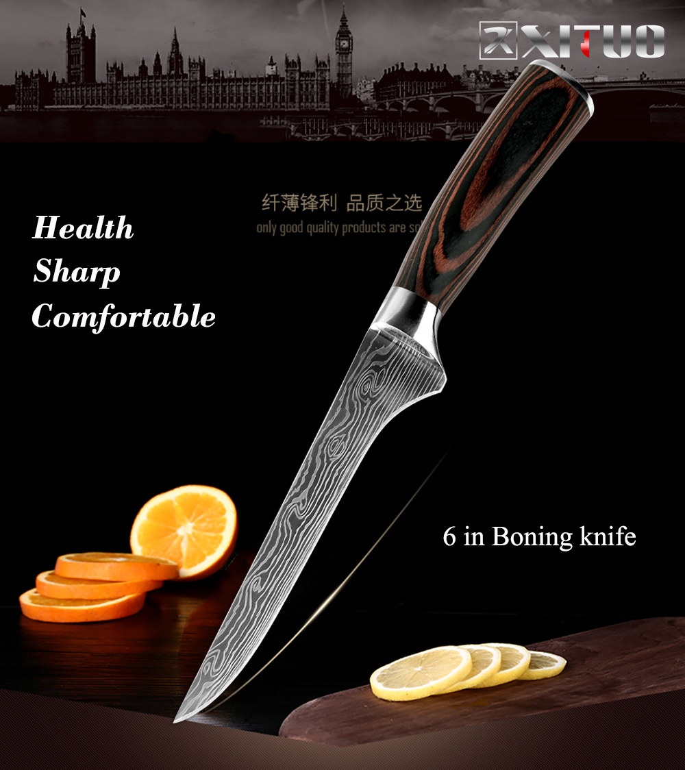 6 in Boning knife