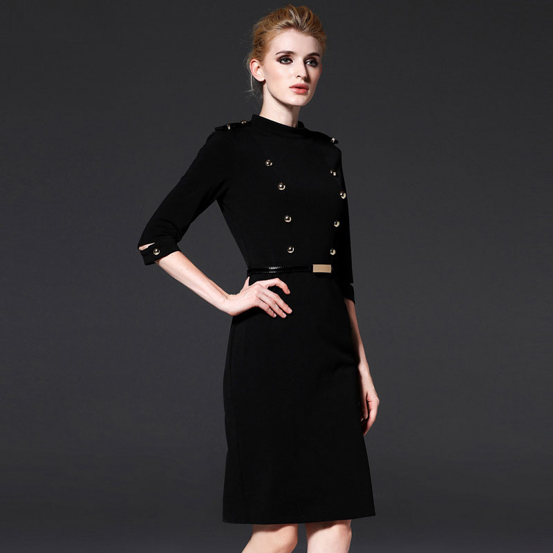 Online Get Cheap Black Work Dresses -Aliexpress.com | Alibaba Group