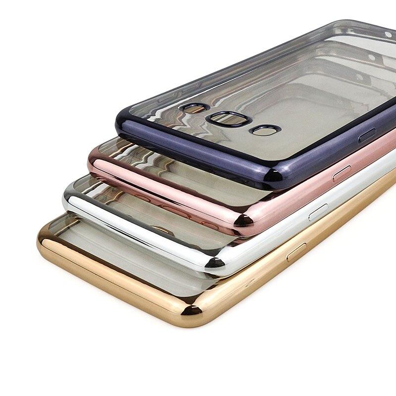 <font><b>J5</b></font> <font><b>2016</b></font> красочные ультра тонкий Slim золотое покрытие прозрачный чехол для Samsung Galaxy <font><b>J5</b></font> <font><b>2016</b></font> j510 прозрачный ТПУ Мягкая телефон чехлы для мангала