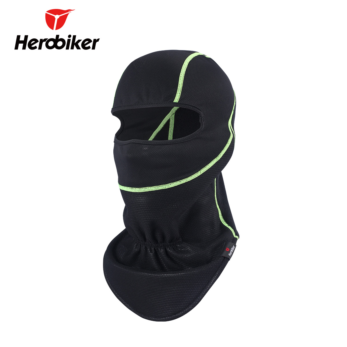 HEROBIKER Motorcycle Full Face Mask Cycling Mask Motor Cycle Masks Bicycle Sports Protect Road Bike Bicycle Bisiklet Maskesi