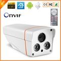 À prova d' água Bala Ao Ar Livre Câmera de CCTV Motorizada 2.8-12 MM Lente Auto Zoom 4X Câmera IP 1/3 ''AR0130 960 P 1/2. 9''SONY IMX322 1080 P