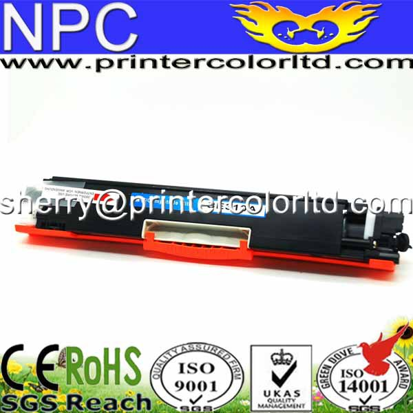 1set Free shipping For HP CE310A 311A 312A 313A toner cartridge for HP LaserJet CP1025/CP1025nw//M175nw/M275MFP laser printer cs rsp3300 toner laser cartridge for ricoh aficio sp3300d sp 3300d 3300 406212 bk 5k pages free shipping by fedex