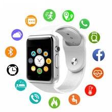A1 Bluetooth Smart Watch With Camera Sports Wristwatch Suppo