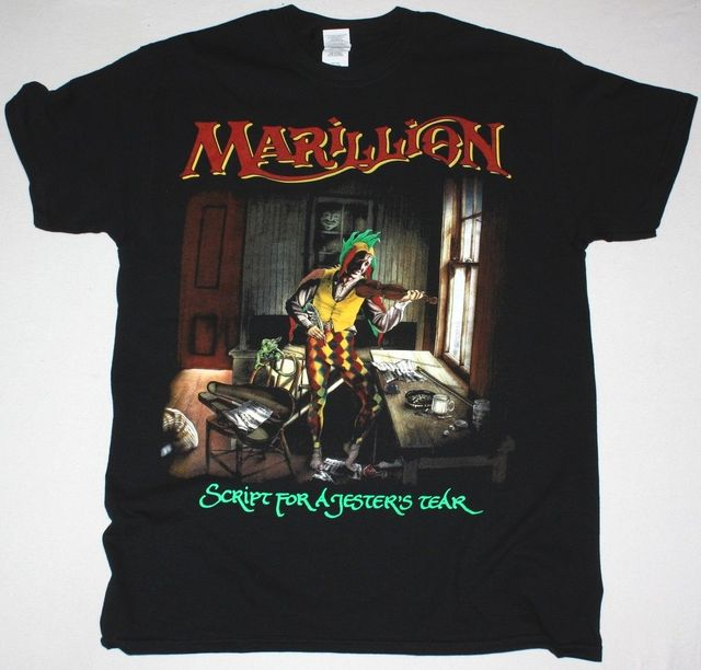 marillion t shirt