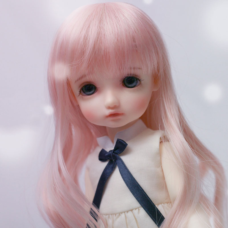 Top Quality 1/6 BJD Doll BJD/SD Lovely Cute Cabbage Resin Doll With Eyes For Baby Girl Birthday Chrismas Gift кукла bjd dc doll chateau 6 bjd sd doll zora soom volks