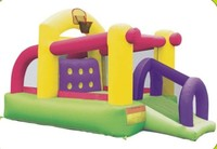 Good quality used inflatable bouncers&slide sale