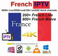 French IPTV Belgium IPTV Arabic IPTV SUPERIPTV Support Android m3u enigma2 mag250 TVIP 2000+Vod supported.