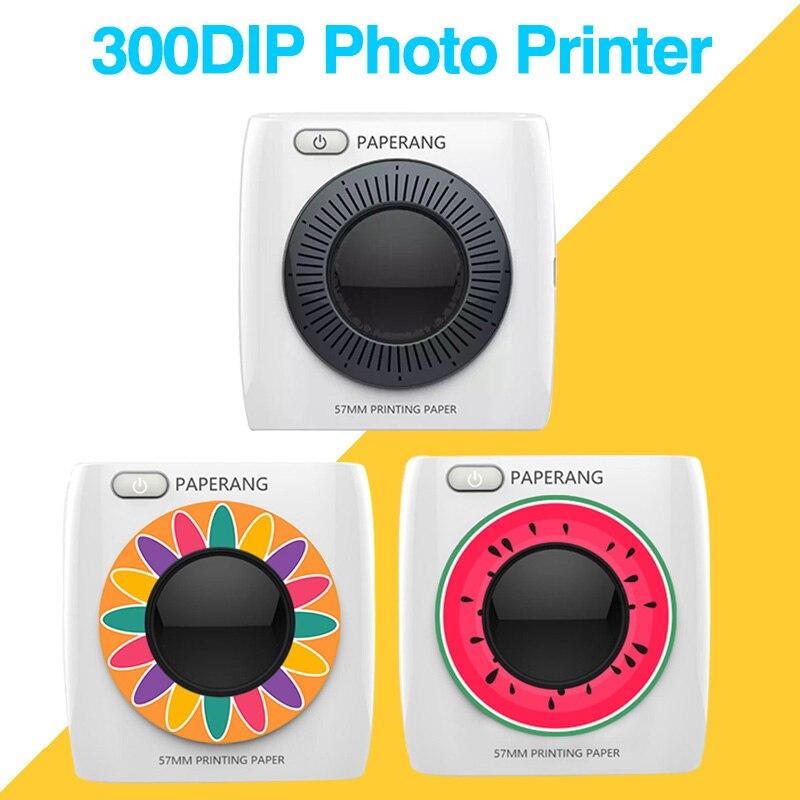 Paperang p2 304DPI photo termica portatile pocket mini bluetooth foto sticker stampante stampante yazıcı impresora movil android