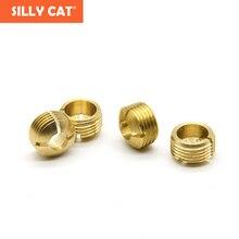 5 pcs the screw of bumper felts Felt round nut for Alto / Tenor Saxophone use accessories parts