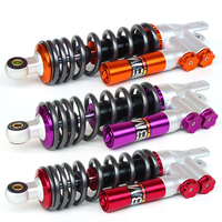 Universal 320mm motorcycle Rear Adjust damping shock absorber for YAMAHA, wildfire, Fuxi Rear suspension